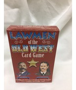 Lawmen of the Old West Card Game - $7.92