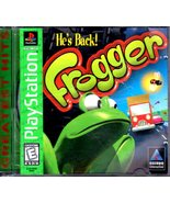 Playstation -  Frogger  - $9.90