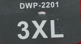 Dodo Drawstring Jogging Pants Size 3 Extra Large DWP 2201 Red image 6