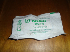 Moen 1224B SEALED Cartridge for Two-Handle Faucets - $6.99