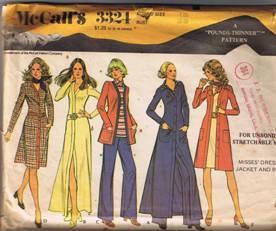 Mccall s 3324