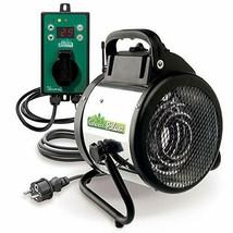 Bio Green Elektrogebläseheizung Palma digital, silber/schwarz, 2000 Watt - $254.76