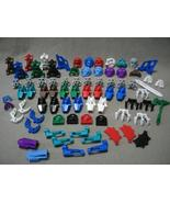 Legos Bionicles Scorpions Bull Dozer Set Mask Body Part    - $75.00