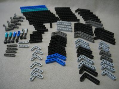 Legos Bionicles Scorpions Bull Dozer Set Mask Body Part