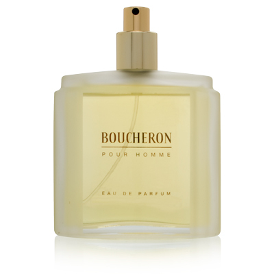 BOUCHERON POUR HOMME 3.3oz EAU DE PARFUM SPRAY Men Fragrance NEW Perfume Cologne