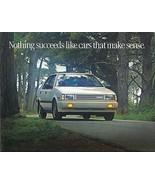 1988 Hyundai EXCEL sales brochure catalog US 88 GL GLS - $6.00