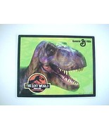 1997 Jurassic Park The Lost World Stickers-General Mills Cereal Premium - $5.99