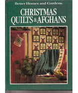 Better Homes and Gardens Christmas Quilts and Afghans New - $5.00