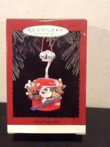 Hallmark Keepsake Ornament - Merry Carpoolers - 1996 - #QX5884 - EUC - $8.95