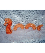 Ceramic Aquarium Decore  Lock Ness Monster Hand... - $14.95