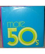 More Fabulous 50's LP - P2S 5604 - Double - $9.95