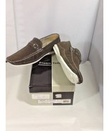Franco Vanucci Men's Casual Slip On Shoes Brown Sz 9.5 Style comfort - $26.99