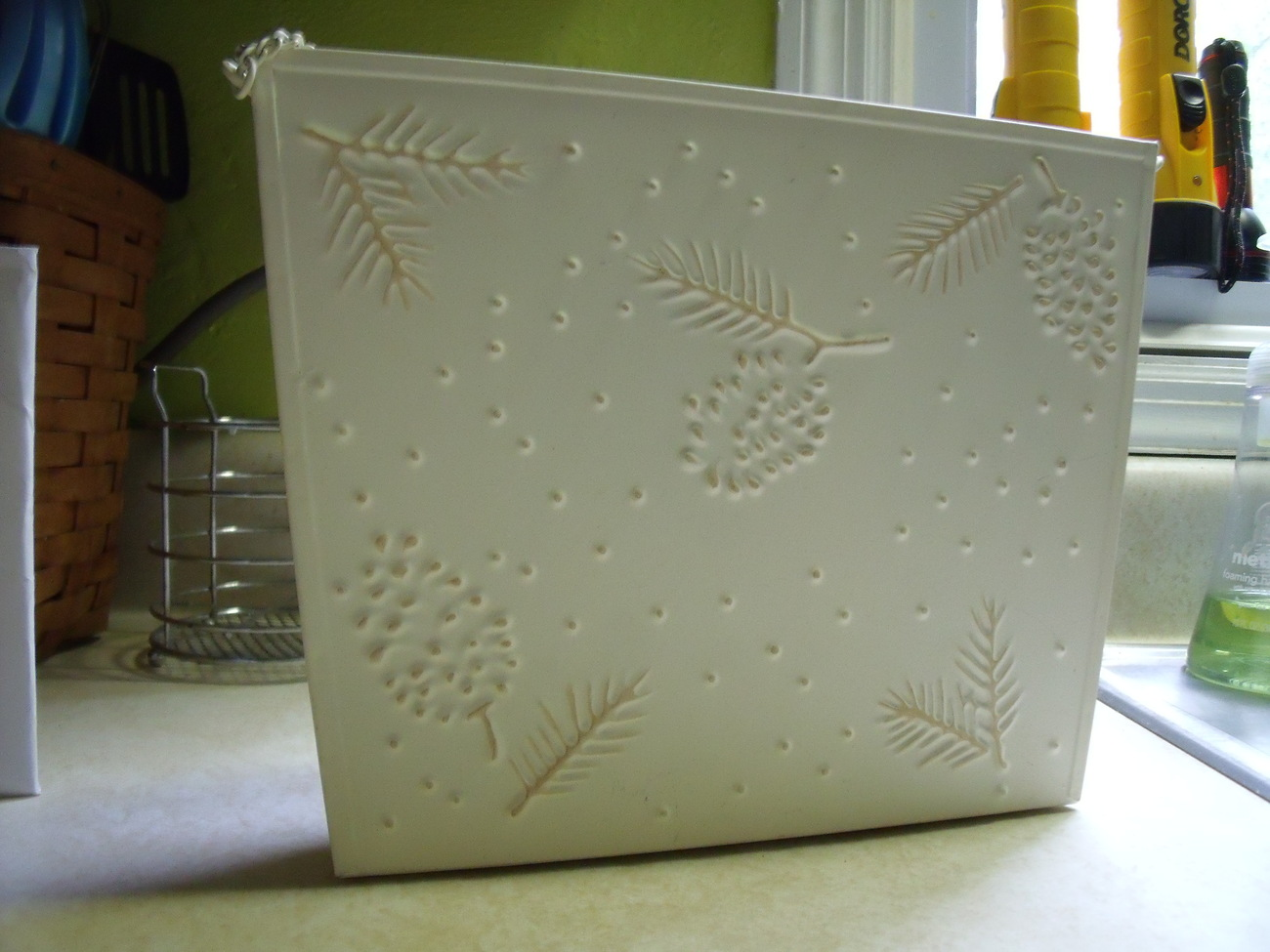 Hallmark Holiday Card Holder