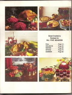 Five Seasons Cranberry Book Over 275 Tasty Cranberry Recipes