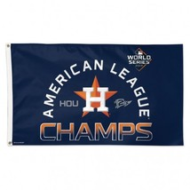 Houston Astros 2019 American League Champions Official Deluxe Flag 3' x 5' - $29.95