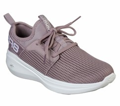 Skechers Mauve GO Run Fast shoes Women's Sport Workout mesh Comfort Casu... - $49.79