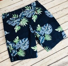 American Eagle Men's Floral Shorts - Size 32 image 2