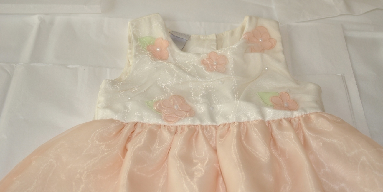 Perfectly Dressed  Girls Dress Size 4 New wots