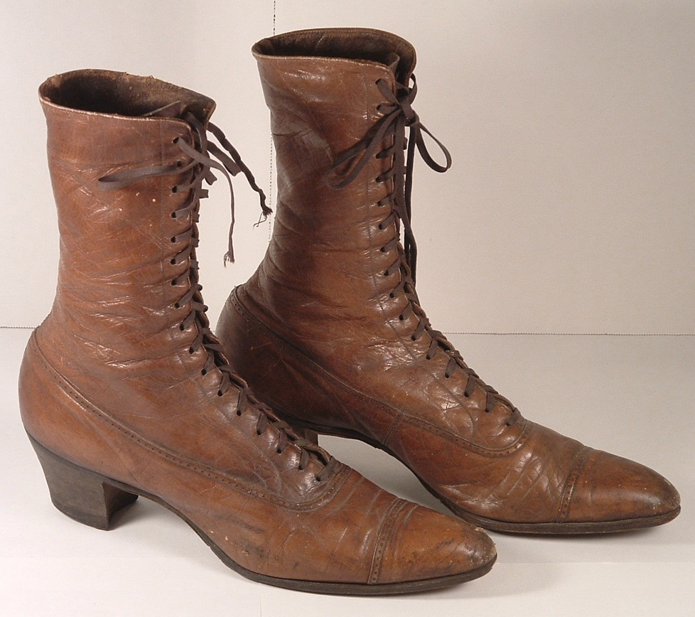 boots womens vintage lace up shoes beacon