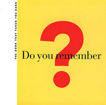 Do You Remember? The Book That Takes You Back - $12.50