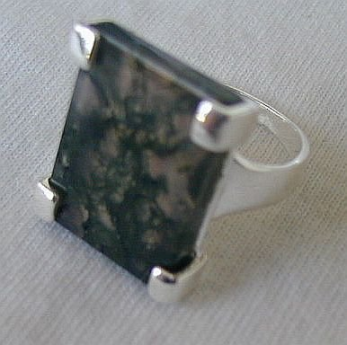 Primary image for Malaysian agate ring