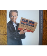 REAL TIME WITH BILL MAHER~EMMY DVD~2EPISODES - $9.45