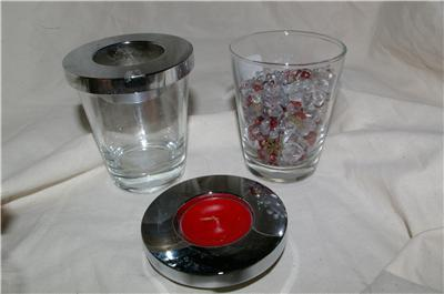 PartyLite Versatility Votive Tealight Pair Party Lite