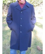 LONDON FOG MENS LINED ALL WEATHER COAT SZ 42 REG MAN   - $35.00