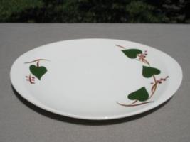 Blue Ridge Hand Painted Pottery Ivy Berries Platter  - $25.00