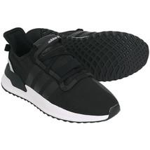 Adidas Men's Originals U_PATH RUN Running Shoes Athletic Training Black ... - €64,42 EUR+