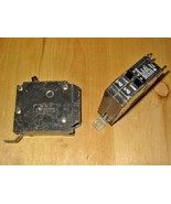 CUTLER-HAMMER DNBA1515 15 AMP TWIN SPACE SAVER CIRCUIT BREAKER ~ RARE! - $24.99