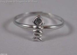 Blue Crystal Gnome Toe Ring image 3