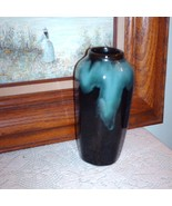 Blue Mountain Pottery 8 sided Vase - $14.00