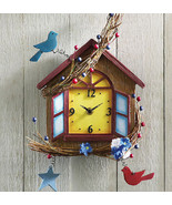 Bird clock thumbtall