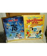 2-Disney On Ice programs-75 years, & starring Pinocchio - $10.00