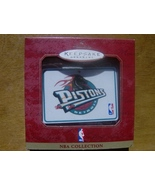 Detroit Pistons Hallmark Keepsake Ornament 1997... - $5.99