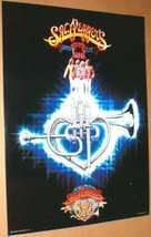 BEE GEES SGT. PEPPER'S 1978 POSTER near MINT - $14.98