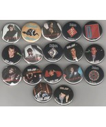 DURAN DURAN 1983-85 Pinback Buttons 17 Different - $39.98