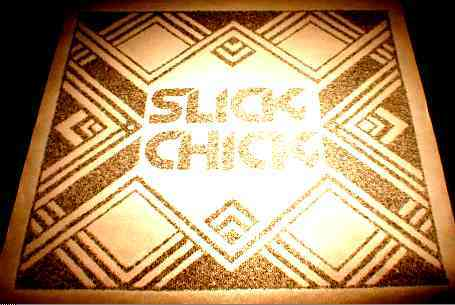 Primary image for SLICK CHICK Original 1970s T-Shirt Iron-On
