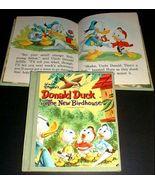 WALT DISNEY DONALD DUCK TELL-A-TALE 1956 - $14.98