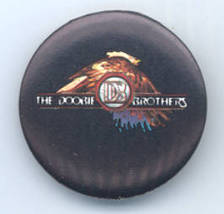 DOOBIE BROTHERS Pinback Button 1982 near MINT - $4.98