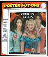 CHARLIE'S ANGELS 1977-78 Poster Put-On Sealed - $9.98