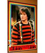 MORK FROM ORK MORK & MINDY ROBIN WILLIAMS 1979 POSTER #2 - $14.98
