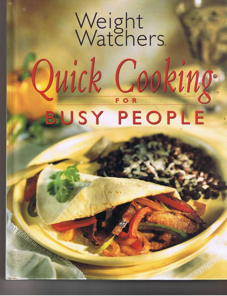 Weight watchers quick cooking