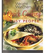 Weight Watchers Quick Cooking For Busy People C... - $3.00