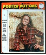 CHERYL LADD Charlie's Angels 1977 Poster Put-On Sealed - $9.98
