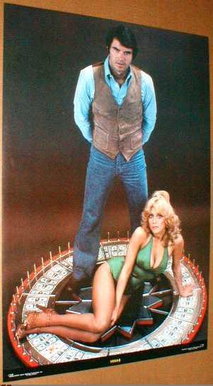 VEGA$ VEGAS Robert Urich Judy Landers 1978 Poster
