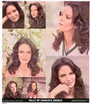 CHARLIE'S ANGELS Jaclyn Smith 1977 Poster Put-On - $5.98
