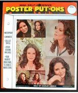 JACLYN SMITH Charlies Angels Poster Put-On Sealed - $9.98