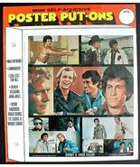 STARSKY & HUTCH Collage Poster Put-On 1976 Sealed - $9.98